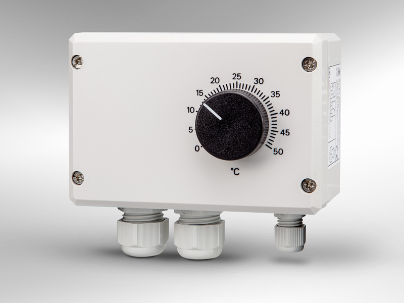 Elektronisches Thermostat